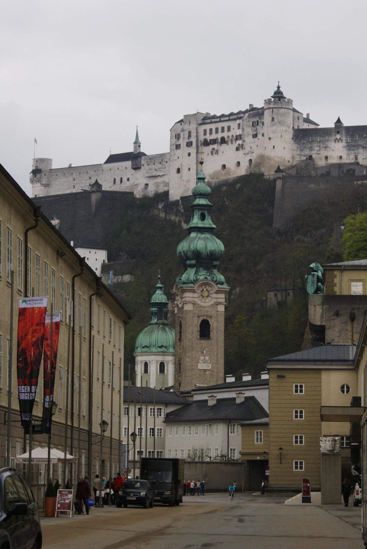 Austrian Holiday –Salzburg